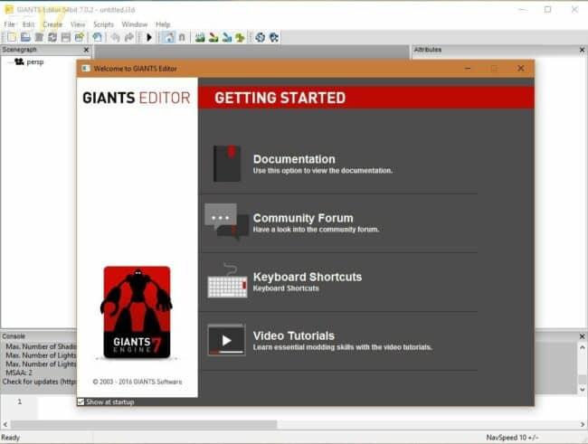 Giants Editor