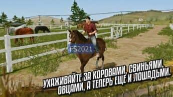 Игрок на лошади